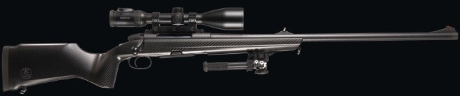 NEW Steyr CARBON Series of Bolt Action Rifles (2)