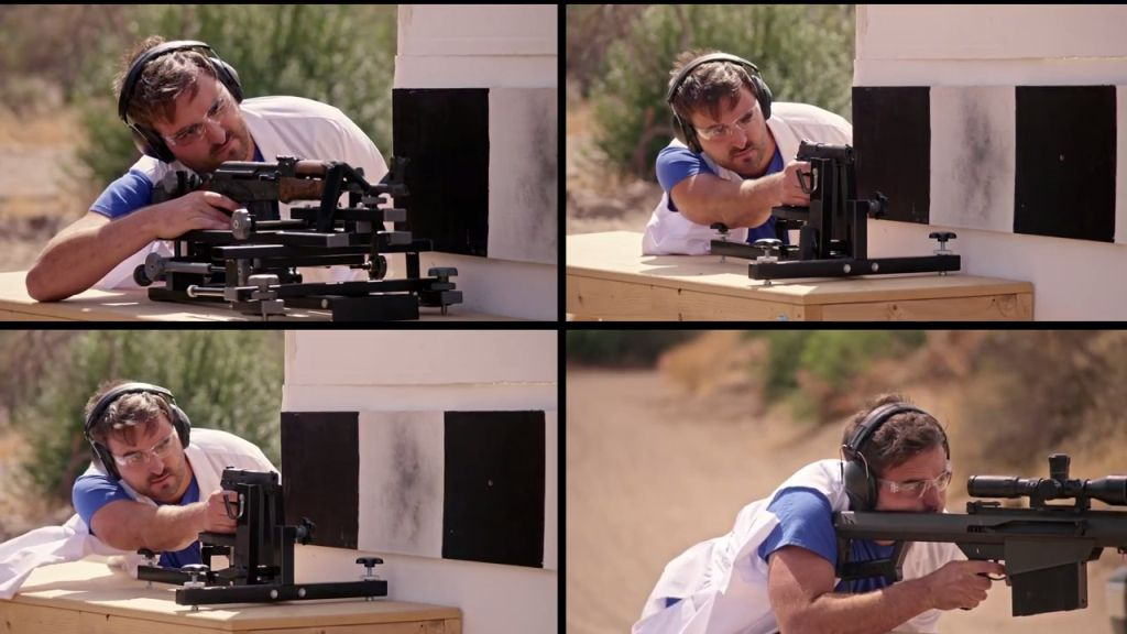 Slow Motion Bullet Race by The Slow Mo Guys (3)