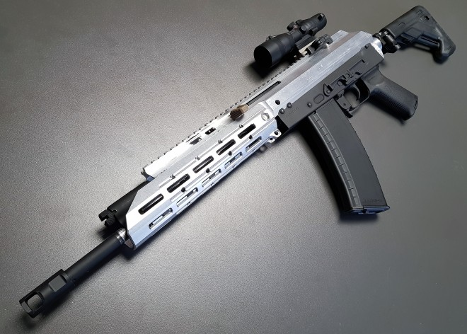 Two NEW AK Chassis by Sureshot Armament Group (1)