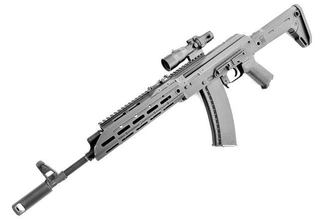 Two NEW AK Chassis by Sureshot Armament Group (15)