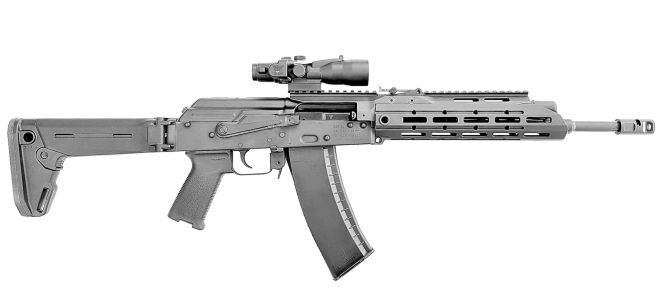 Two NEW AK Chassis by Sureshot Armament Group (16)