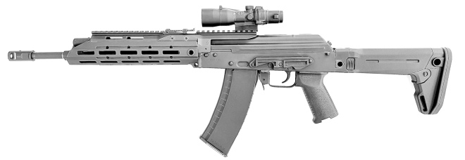 Two NEW AK Chassis by Sureshot Armament Group (18)