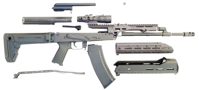 Two NEW AK Chassis by Sureshot Armament Group (2)