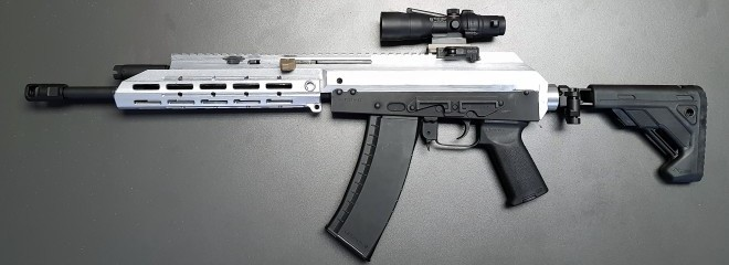 Two NEW AK Chassis by Sureshot Armament Group (7)