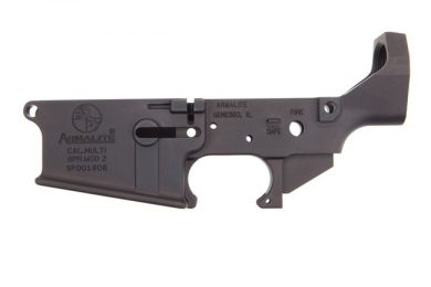 Armalite now offers stripped lowers for sale.
