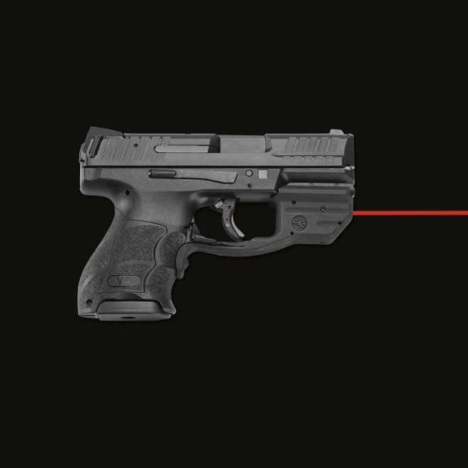 HK VP9SK with red Laserguard (Crimson Trace)