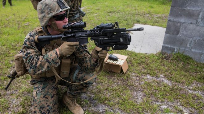 USMC To Order First M320 Grenade Launchers - The Firearm ...