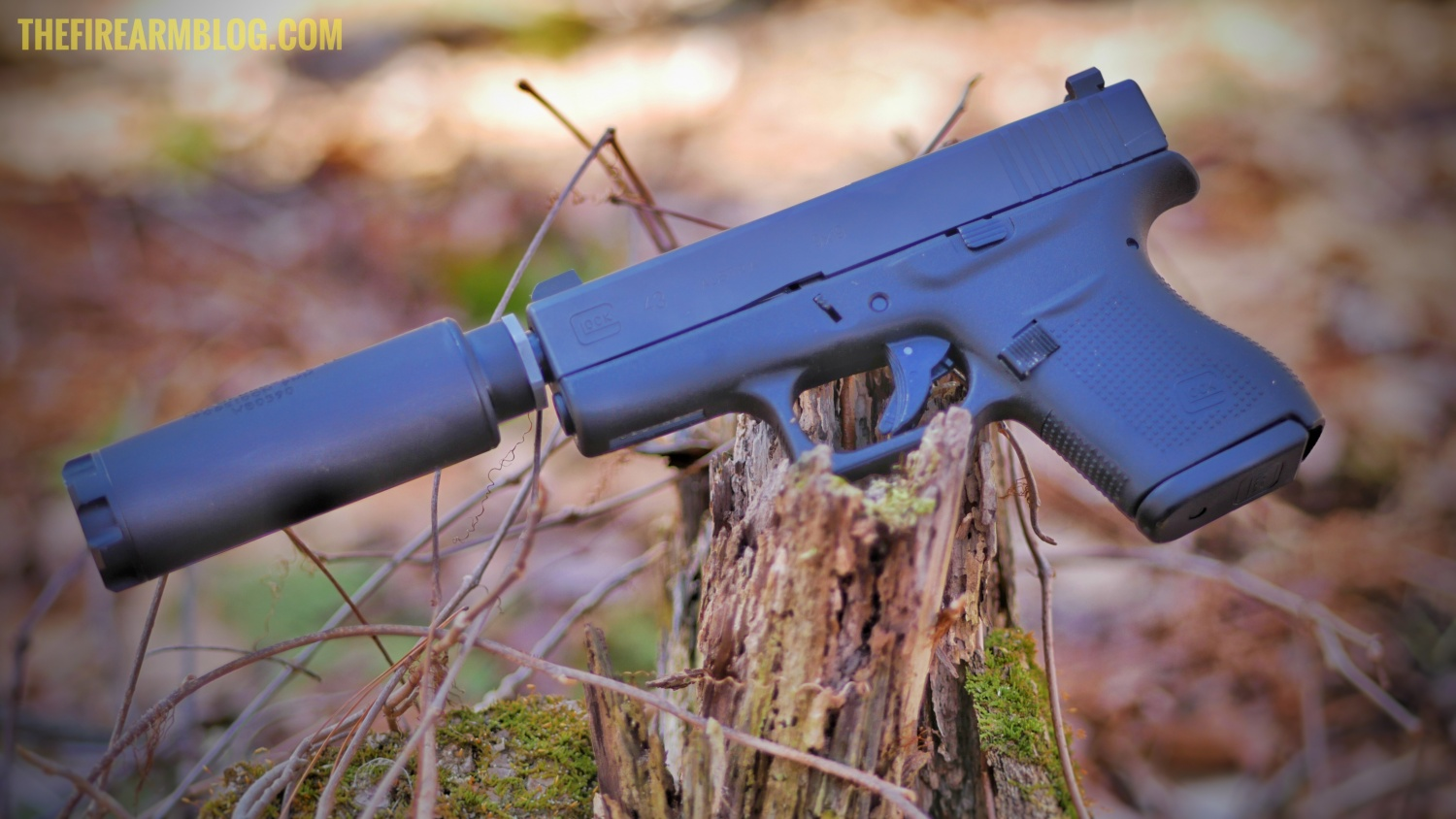 SILENCER SATURDAY #13: Suppressed Pocket Pistols -The
