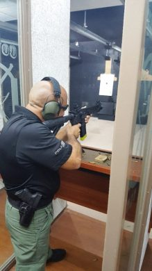 Bayamon SWAT is the only certified SWAT team on the island, and many departments turn to them for assistance.