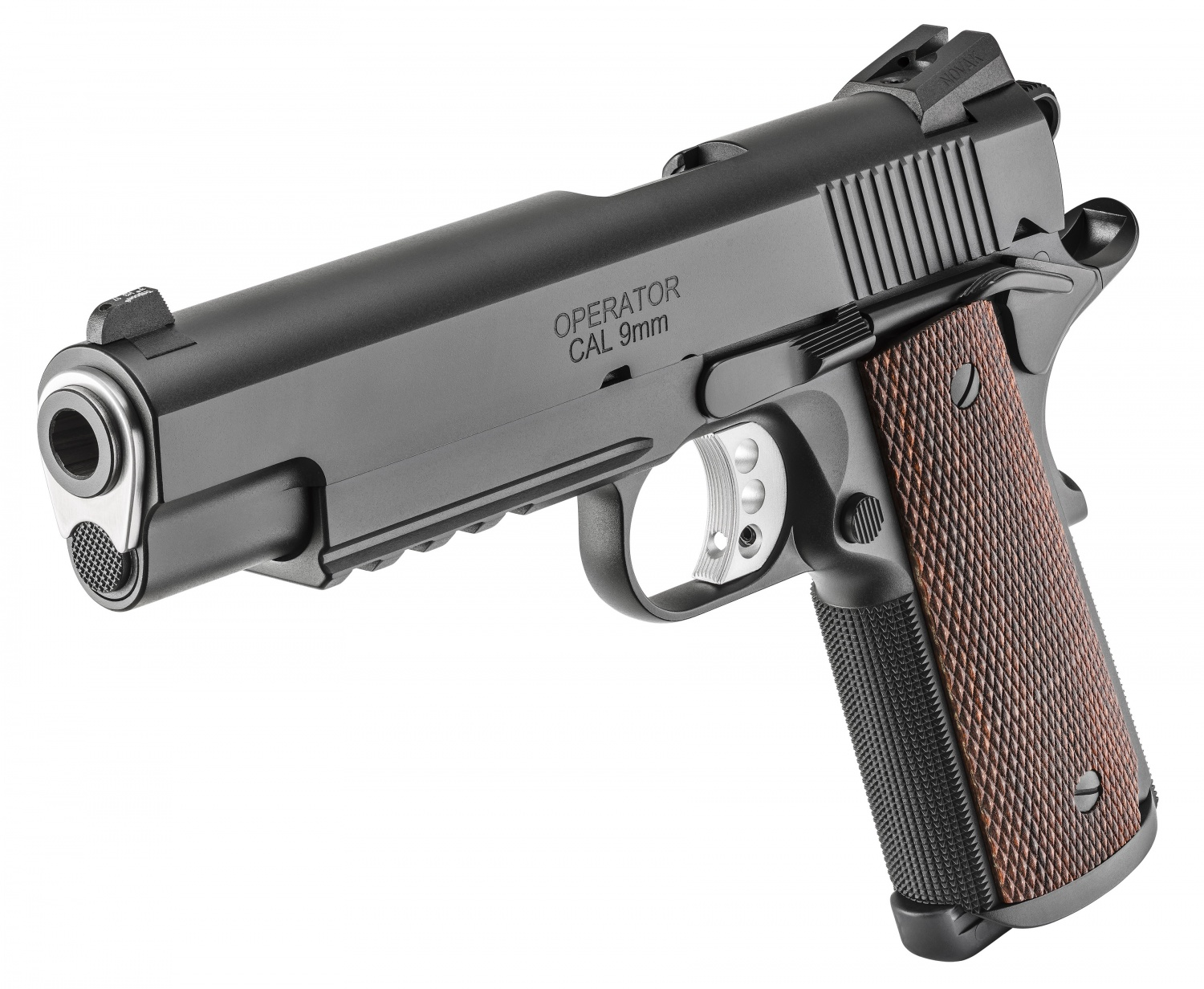 Behind The Scenes Springfield Armory 9mm Operator And