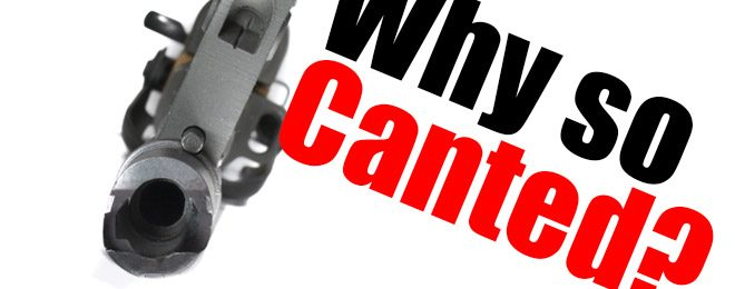 Why is the AKM's Muzzle Brake Canted? -The Firearm Blog