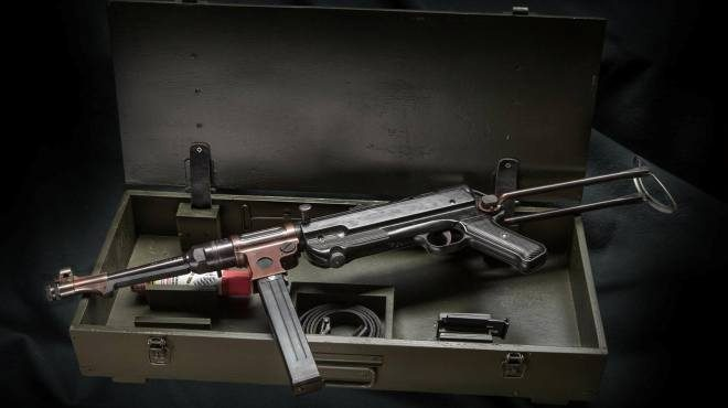Historical Firearm Replicas by Automatic of Ukraine (2)