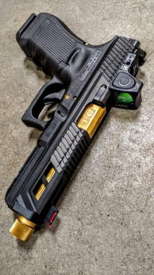 Tfb Review Trijicon Rmr Adjustable Led 6 5 Moa Type 2