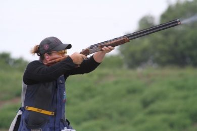 In 2016, 37-year-old Kim Rhode became the first Summer Olympian ever to win six medals in six straight Olympic Games.