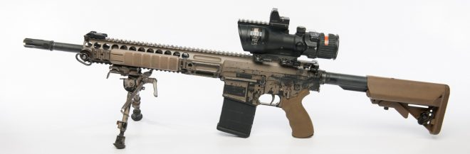 L129A1 Sharpshooter Rifle