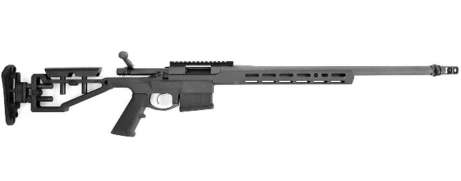 Lightweight Remington 700 Chassis by Sureshot Armament Group (1)
