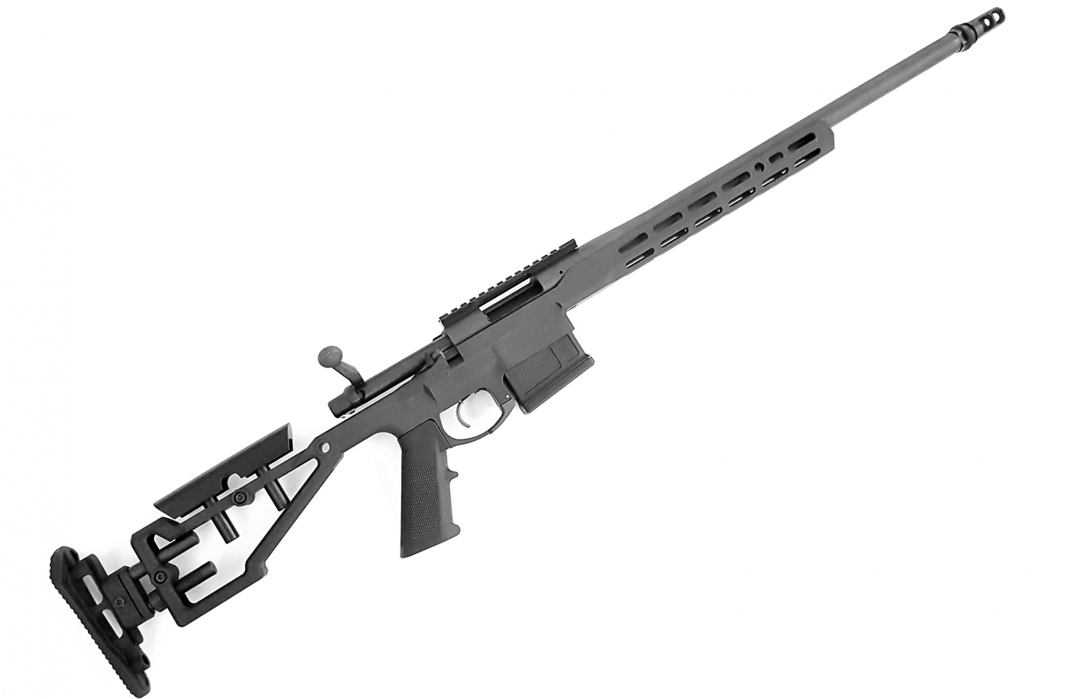 Lightweight Remington 700 Chassis by Sureshot Armament Group (2)