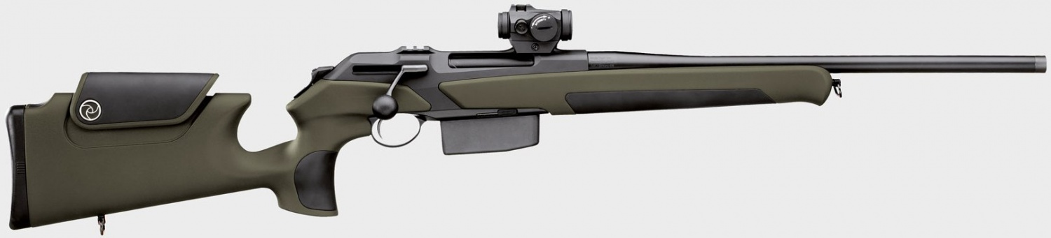 Merkel Helix Speedster Straight Pull Bolt Action Hunting Rifle (6)