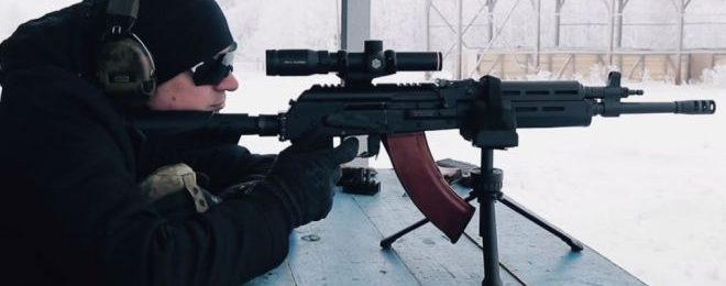 Molot Releases the Multi-Caliber Vepr Rifle (VPO-302) (7)