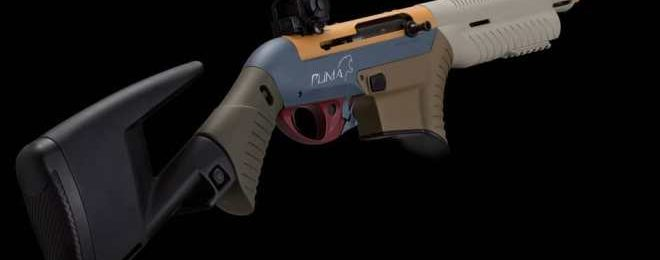 PUMA - The 2018 Concept Gun of Benelli (2)