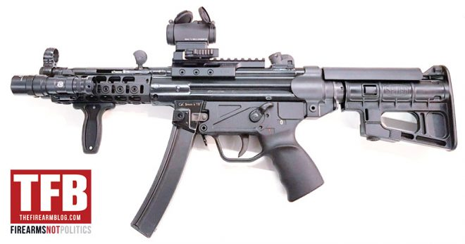 New HK MP5 upgrades from Spuhr -The Firearm Blog