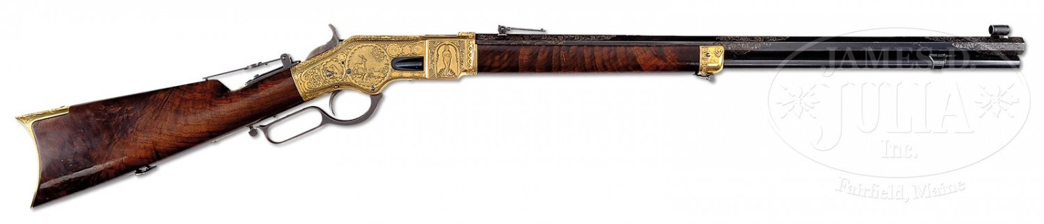 Top 5 Most Expensive Guns Sold at James D. Julia Spring 2018 Extraordinary Firearms Auction (1)