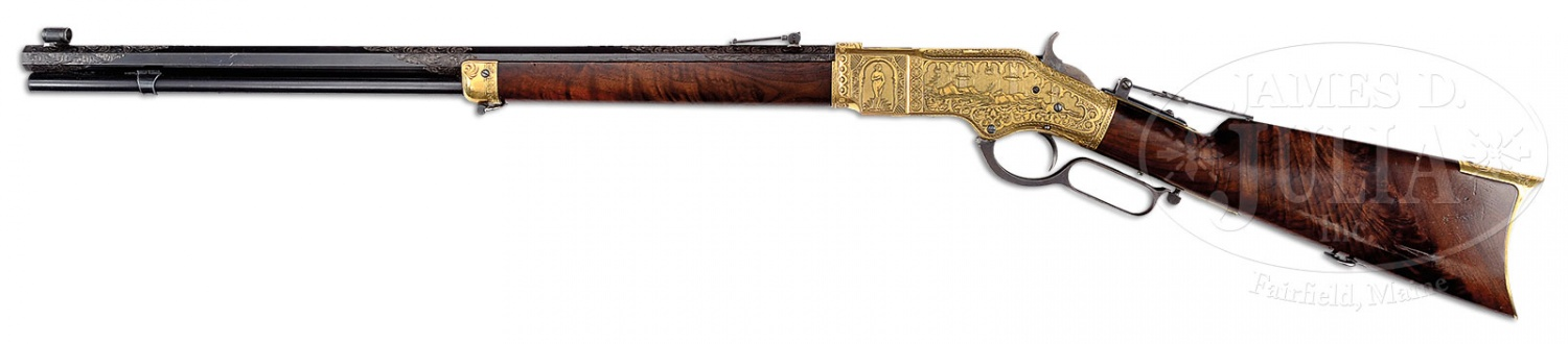 Top 5 Most Expensive Guns Sold at James D. Julia Spring 2018 Extraordinary Firearms Auction (2)