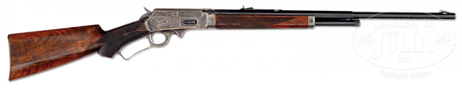 Top 5 Most Expensive Guns Sold at James D. Julia Spring 2018 Extraordinary Firearms Auction 3 (1)