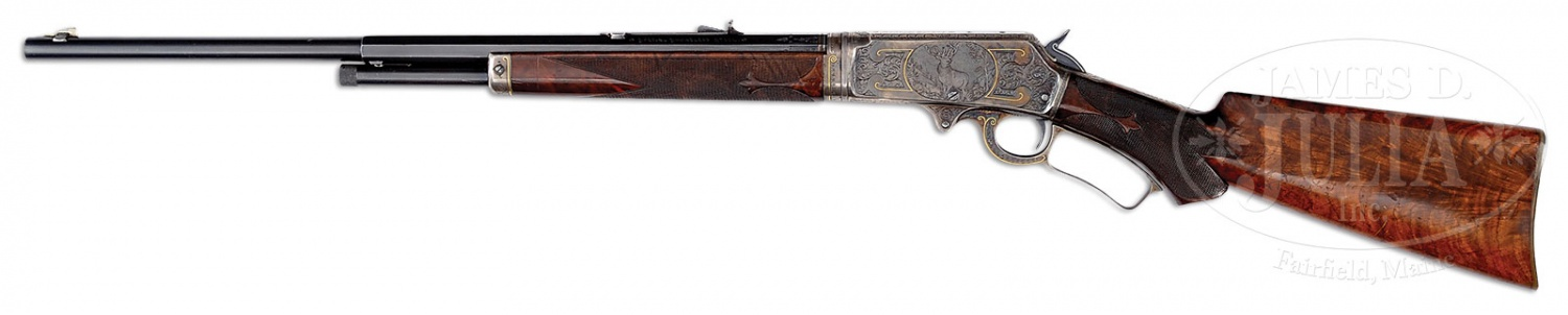 Top 5 Most Expensive Guns Sold at James D. Julia Spring 2018 Extraordinary Firearms Auction 3 (2)