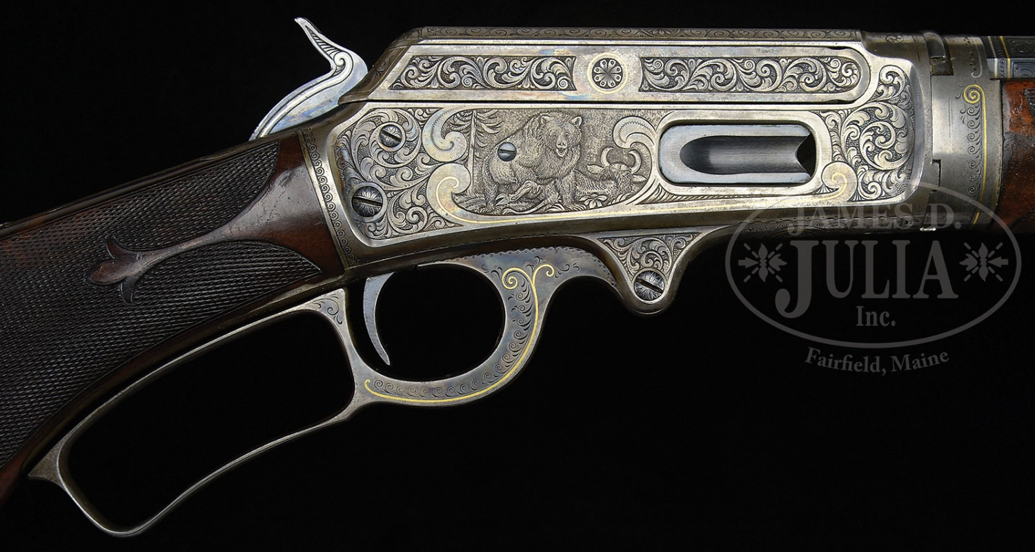 Top 5 Most Expensive Guns Sold at James D. Julia Spring 2018 Extraordinary Firearms Auction 3 (3)