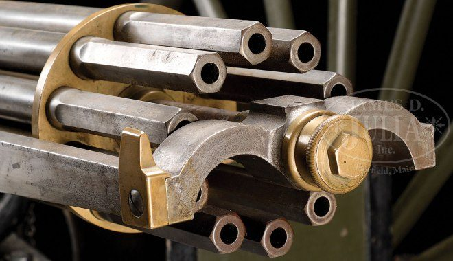 Top 5 Most Expensive Guns Sold at James D. Julia Spring 2018 Extraordinary Firearms Auction (311)