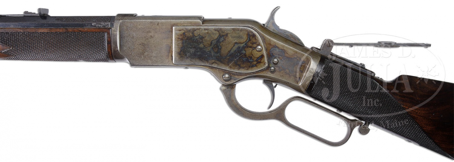 Top 5 Most Expensive Guns Sold at James D. Julia Spring 2018 Extraordinary Firearms Auction 4 (7)