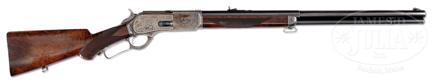 Top 5 Most Expensive Guns Sold at James D. Julia Spring 2018 Extraordinary Firearms Auction 5 (1)
