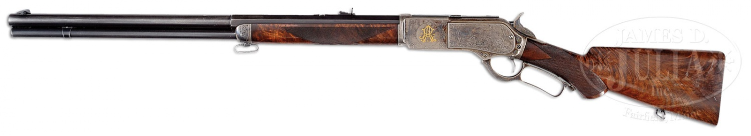 Top 5 Most Expensive Guns Sold at James D. Julia Spring 2018 Extraordinary Firearms Auction 5 (2)