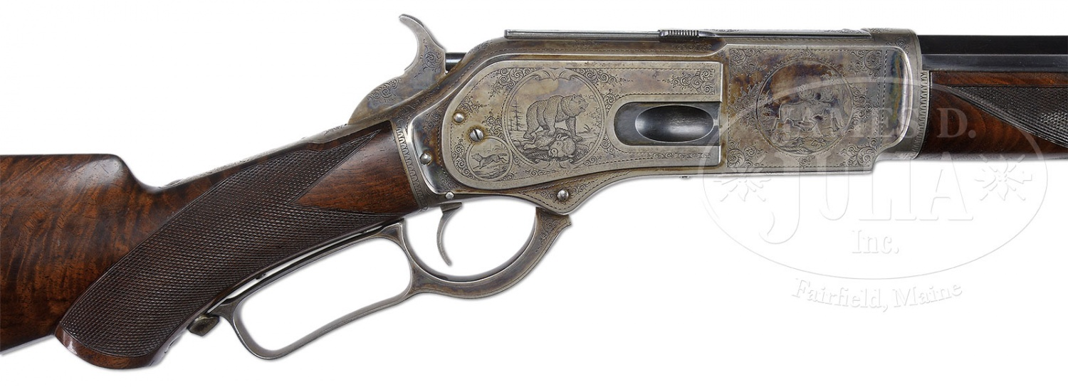 Top 5 Most Expensive Guns Sold at James D. Julia Spring 2018 Extraordinary Firearms Auction 5 (3)