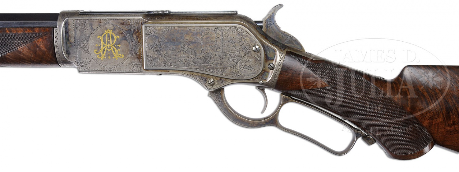 Top 5 Most Expensive Guns Sold at James D. Julia Spring 2018 Extraordinary Firearms Auction 5 (4)
