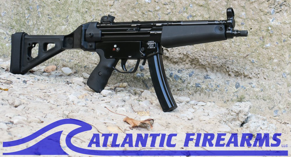 Pakistani MP5, imported by Atlantic Firearms