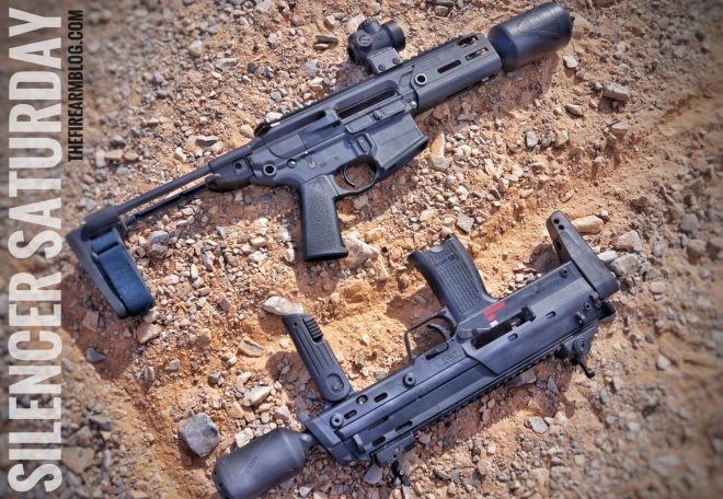 SILENCER SATURDAY #14: Delta P Tames H&K's MP7 And Sig's Rattler