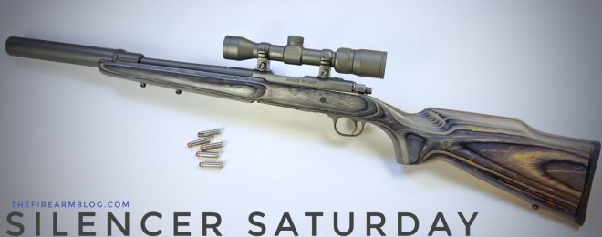 Silencer Saturday Stamps