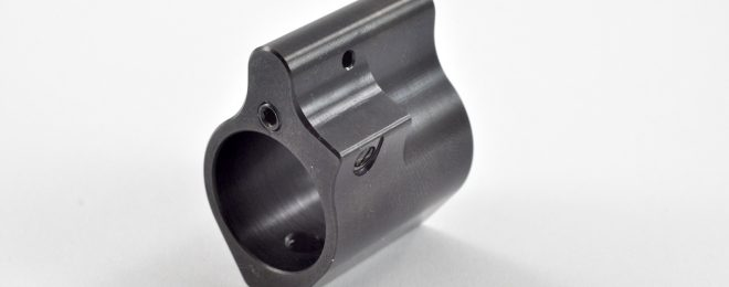 Armanov Adjustable AR-15 Gas Block (1)