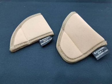Blackhawk's Pocket Tech Grip Mag Pouches come in 2 sizes to accommodate any mag size.
