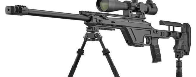 CZ TSR Bolt Action Tactical Rifle Chambered in .308 Winchester 2 (1)