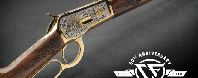 Chiappa 60th Anniversary Commemorative Lever Action Rifles (1)