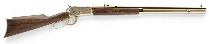 Chiappa 60th Anniversary Commemorative Lever Action Rifles (5)