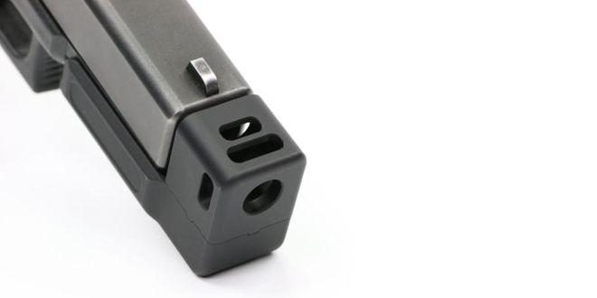 Dark Hour Defense Compensated Glock Stand Off Device (GSOD)