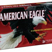 Federal Premium Bolsters American Eagle Rifle Ammunition Offerings