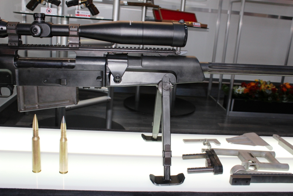 Firearms and Accessories Seen at ArmHiTec 2018 Exhibition (10)