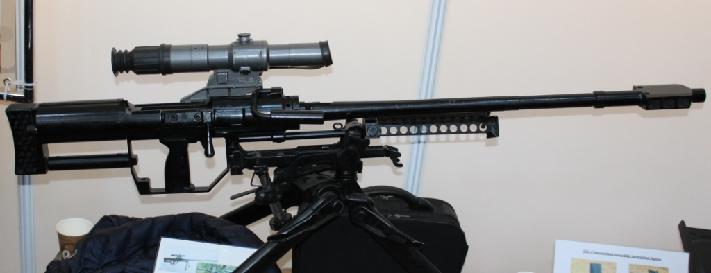 Firearms and Accessories Seen at ArmHiTec 2018 Exhibition (18)