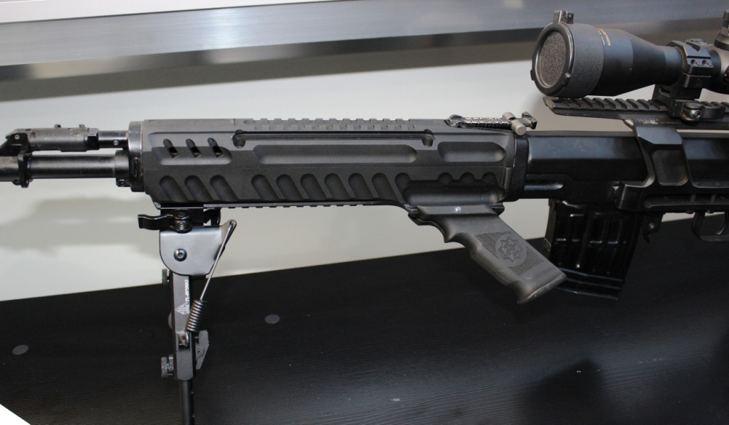 Firearms and Accessories Seen at ArmHiTec 2018 Exhibition (27)