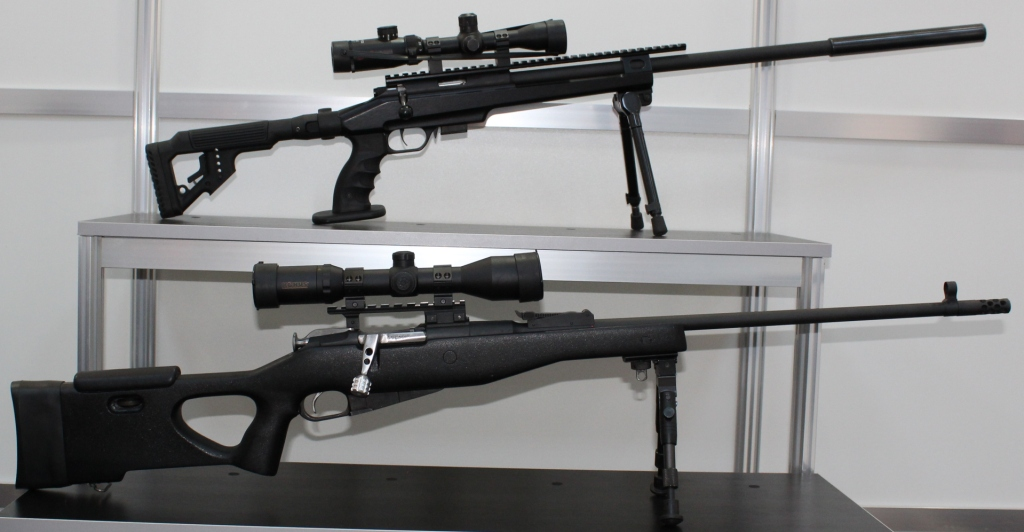 Firearms and Accessories Seen at ArmHiTec 2018 Exhibition (6)